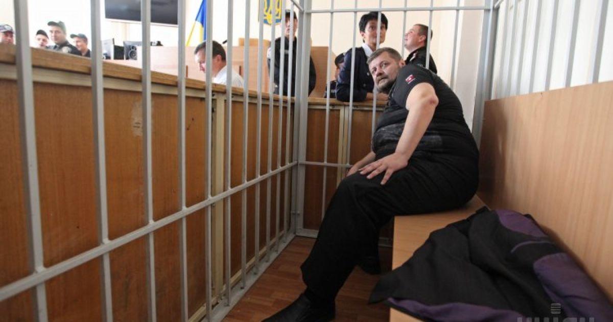 Печерский суд задержал Мосийчука на два месяца