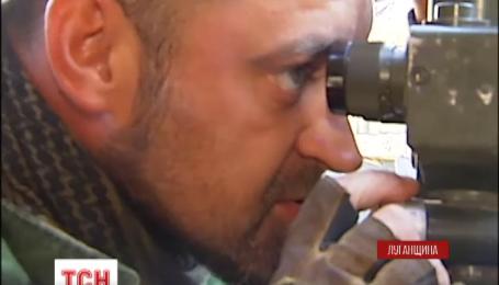 В зоні АТО на Луганщині загинув український боєць