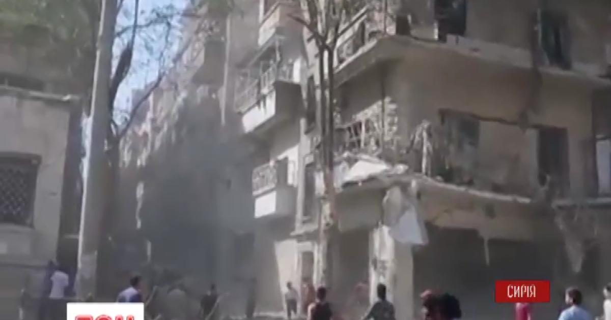 Сирия начала уничтожать исламистов высокоточным российским оружием