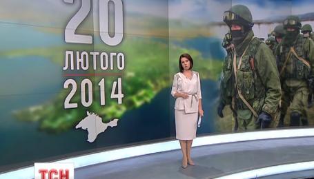 Почему определение даты начала оккупации Крыма важно для Украины