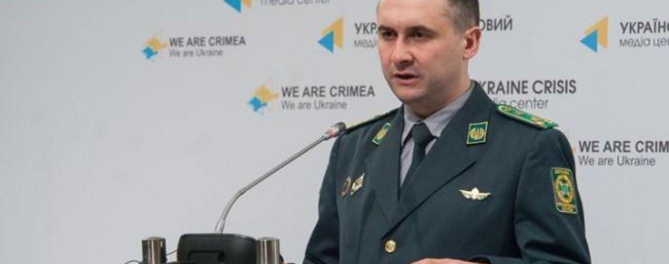 Прикордонники стверджують, що Лукашенко сказав неправду про потоки зброї