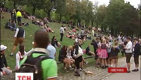 Октоберфест собрал 7 миллионов туристов со всего мира