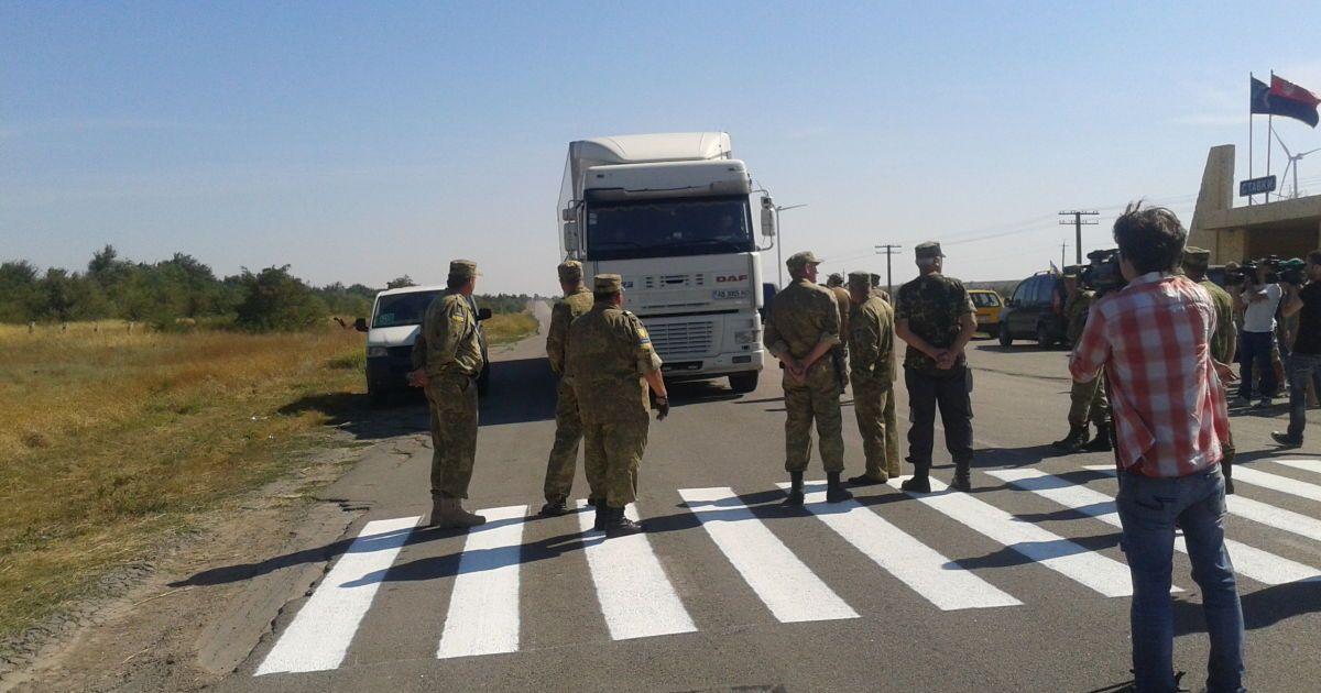 Задержанный на взятке комбат и запрет выезда из Крыма украинским фурам. 5 главных новостей дня