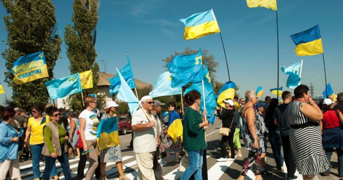 На пороге нового конфликта Киева и Москвы. Блокада Крыма глазами международных СМИ