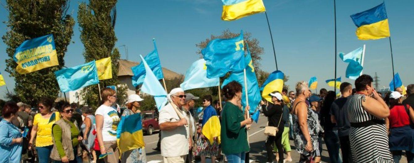 Як українці блокують окупований Крим. Інтерактивна мапа