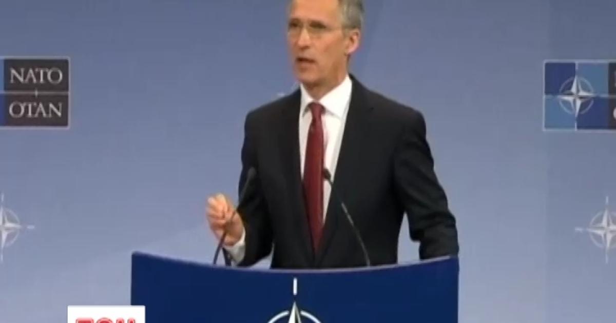 Столтенберг обвинил Россию в затягивании решения конфликта в Сирии
