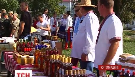 У Новоград-Волинському відбулося свято врожаю