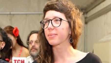 Марина Врода відмовилася отримати приз на фестивалі «Кіношок» в Анапі