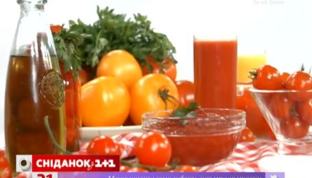 Диетолог Галина Незговорова советует, какие томаты лучше употреблять