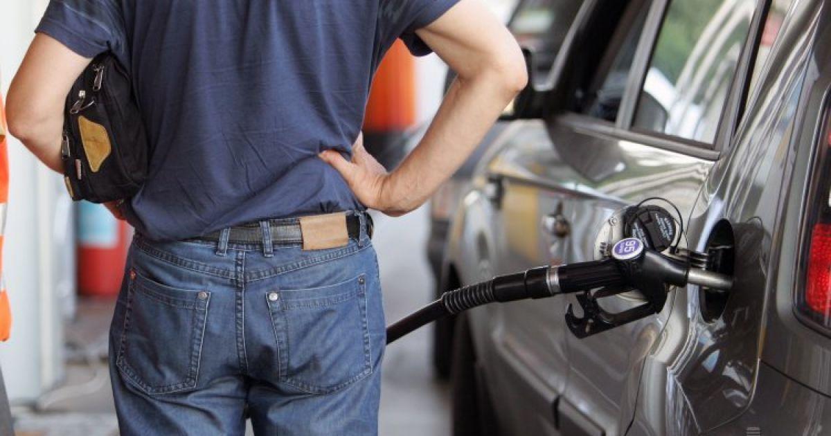 Сколько стоит заправить автомобиль. Средние цены на 21 сентября