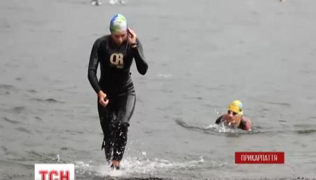 Буковель принял высокогорные соревнования по триатлону в Украине