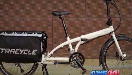 Инженеры представили раскладной велосипед
