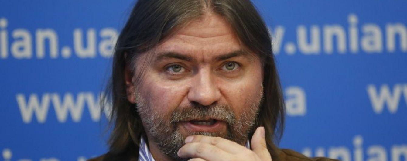 Режисер Санін готує новий документальний фільм про криваві події в Україні
