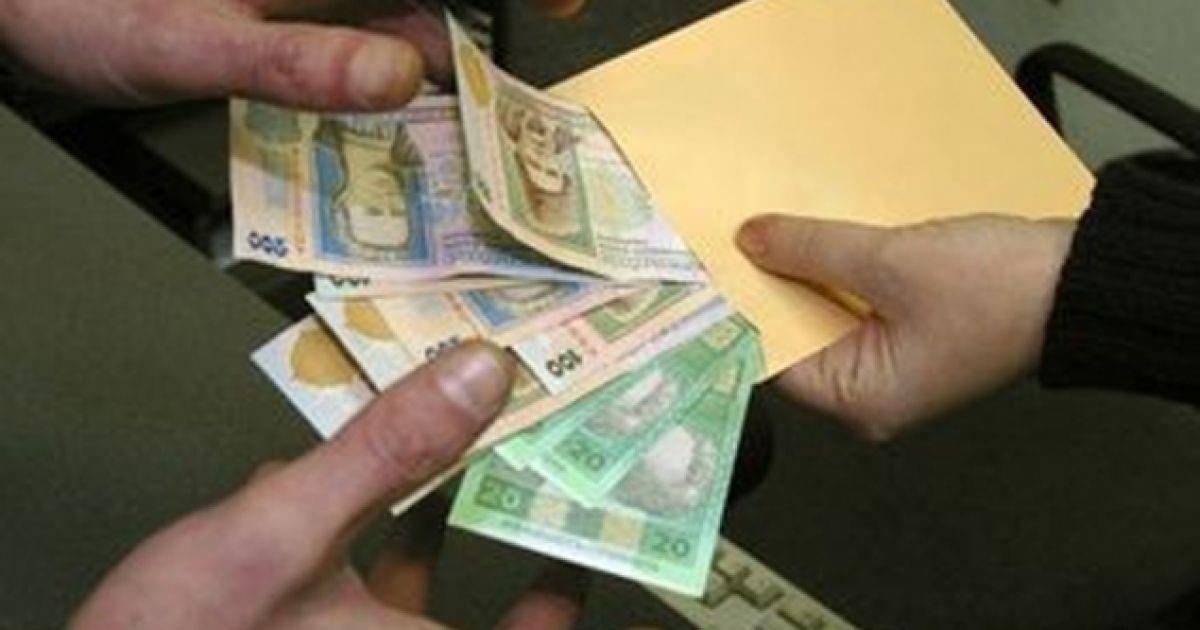 Комбата 28-й бригады задержали за взятку в миллион гривен