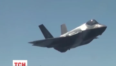Норвегія закупить в США винищувачі-бомбардувальники нового покоління моделі Еф-35