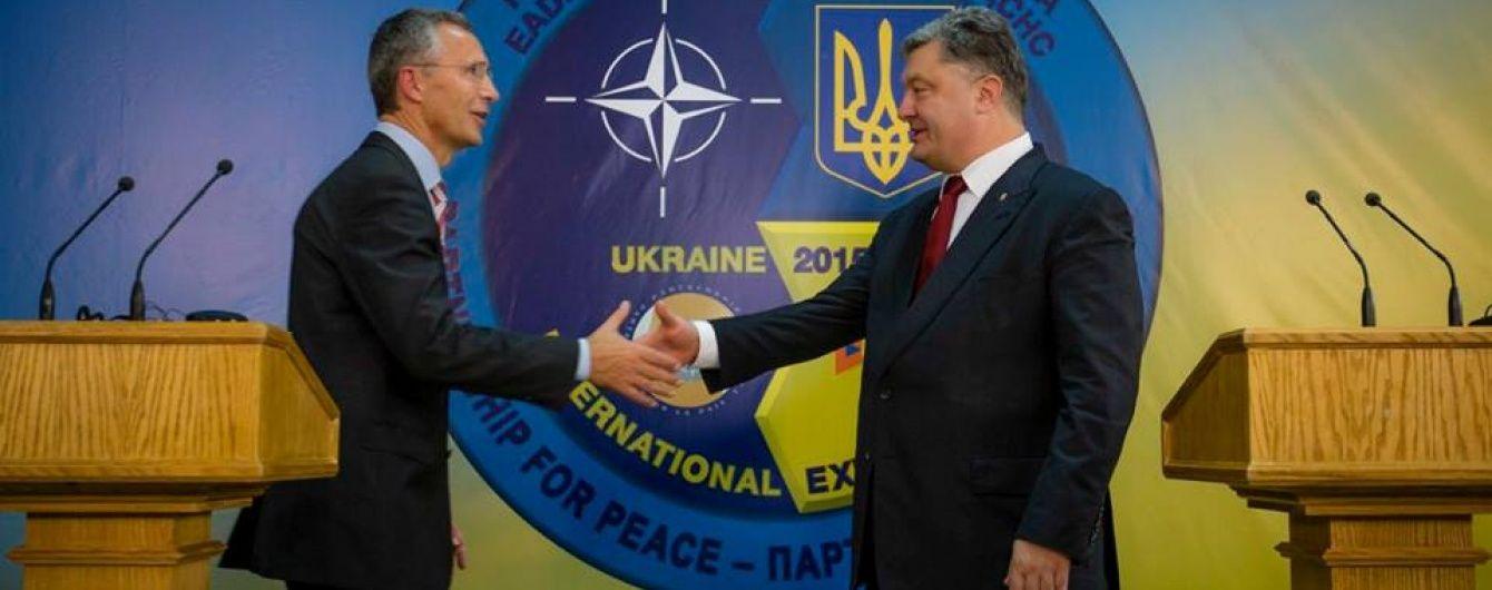 Столтенберг прокомментировал закрепление в Конституции Украины интеграции в НАТО