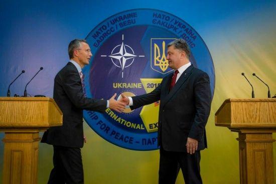 Столтенберг прокоментував закріплення в Конституції України інтеграції до НАТО