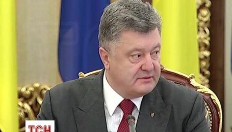 Порошенко сообщил о проведении референдума относительно членства Украины в НАТО