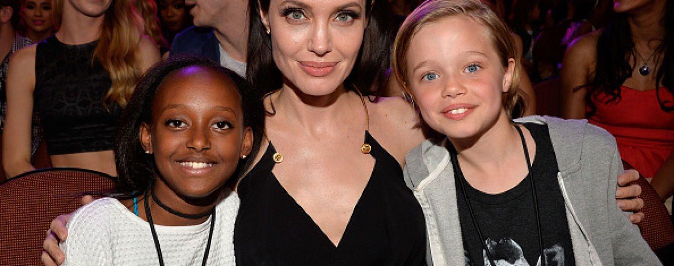 анна терехова и ее дети фото
