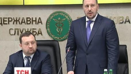 Как только Клименко появится на территории Украины, он сразу же будет арестован
