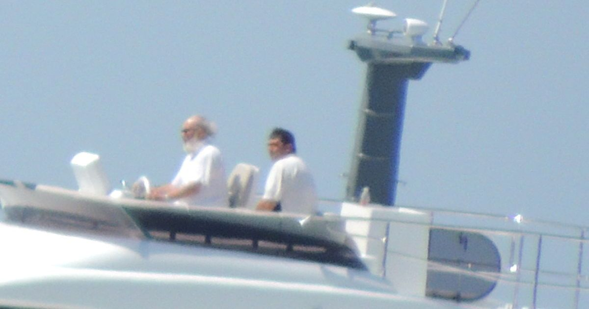 Московский патриарх якобы катался на элитной яхте @ Открытая Россия