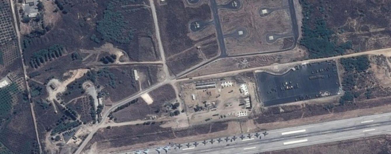 Самолеты РФ в Сирии нужны для охраны авиабазы - Керри