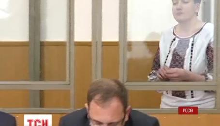 У російському Донецьку завершилося перше судове засідання по суті у справі Надії Савченко