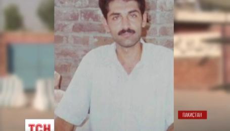 В Пакистане мужчина может избежать смертной казни из-за паралича ног