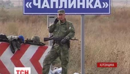 Поток фур, направляющихся в сторону Крыма, существенно уменьшился