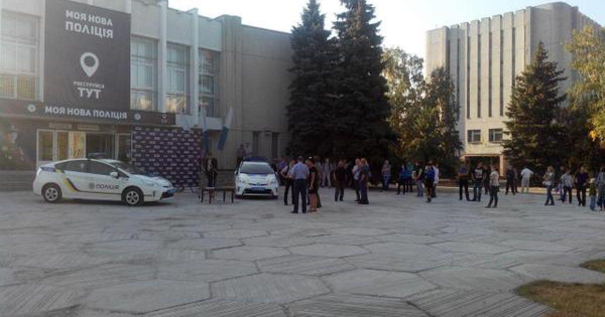 В Полтаве стартовал набор в новую патрульную полицию: за час - более 500 заявок