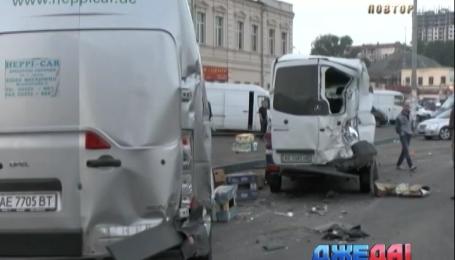 Смертельное ДТП произошло в Днепропетровске