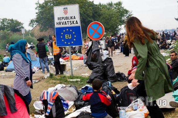 Омріяний притулок. Важкий шлях біженців до Європи