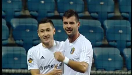 Черноморец - Ворскла - 0:1. Видео гола Бартуловича