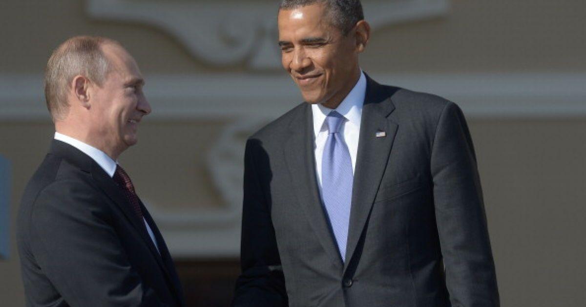 Шанс вернуть благосклонность Запада. Международные СМИ о встрече Путина и Обамы