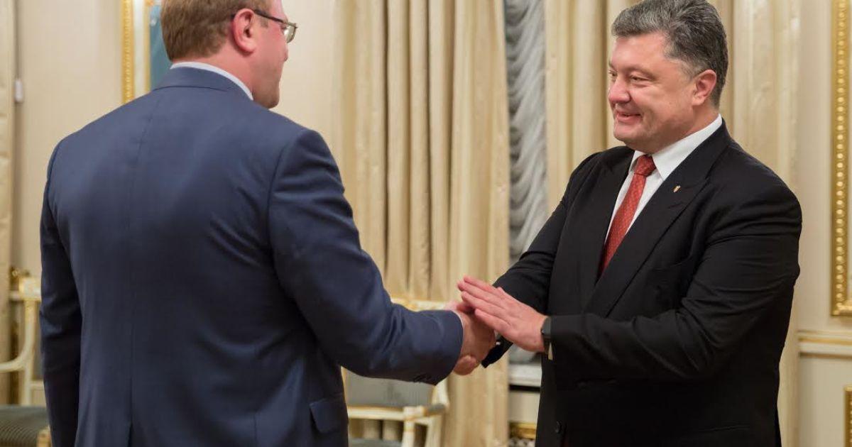 Экс-нардеп и журналист стал послом Украины в Канаде