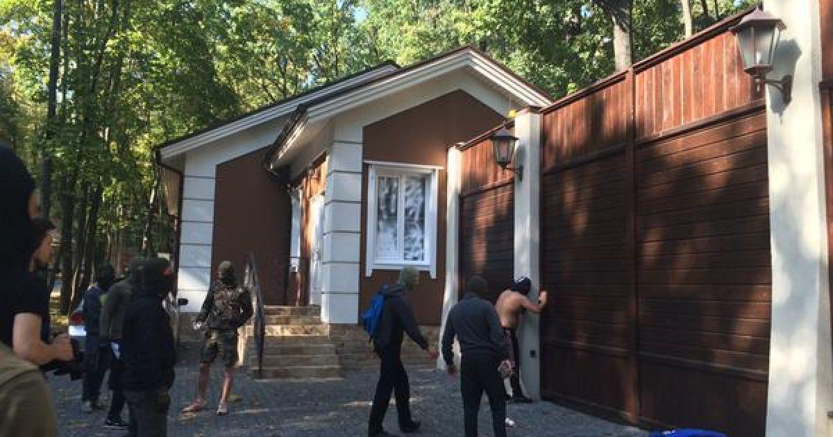 Особняк Добкина имеет площадь в 1100 квадратных метров @ Наші гроші