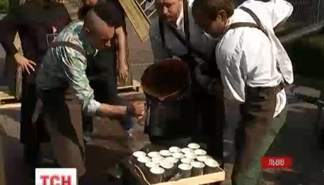 Во Львове стартовал ежегодный фестиваль кофе