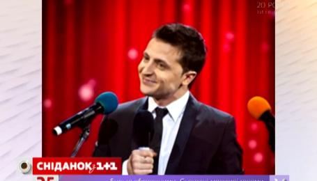 Владимир Зеленский рассказал о новых проектах, которые зрители «1+1» скоро увидят