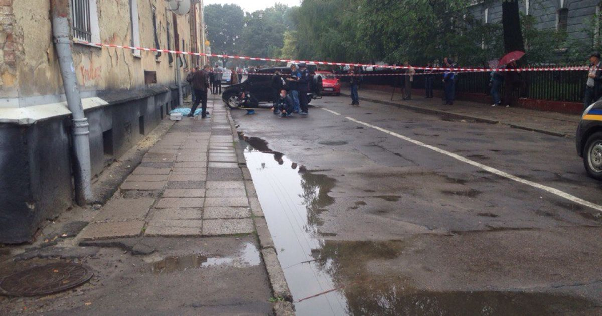 Кровавая стрельба во Львове: жена убитого рассказала об угрозах от криминального авторитета
