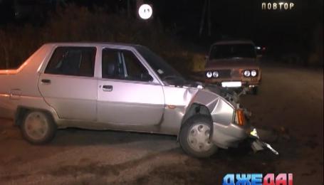 На Днепропетровщине произошло сразу две аварии, в одной из них пострадал младенец