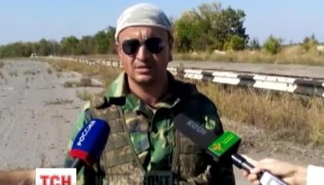 Боєць 92 бригади вийшов до терористів і дивом лишився живим