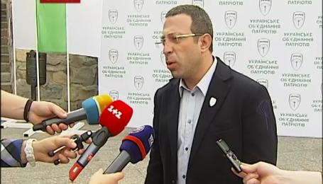 Корбан балотуватиметься на посаду мера Києва від партії «УКРОП»
