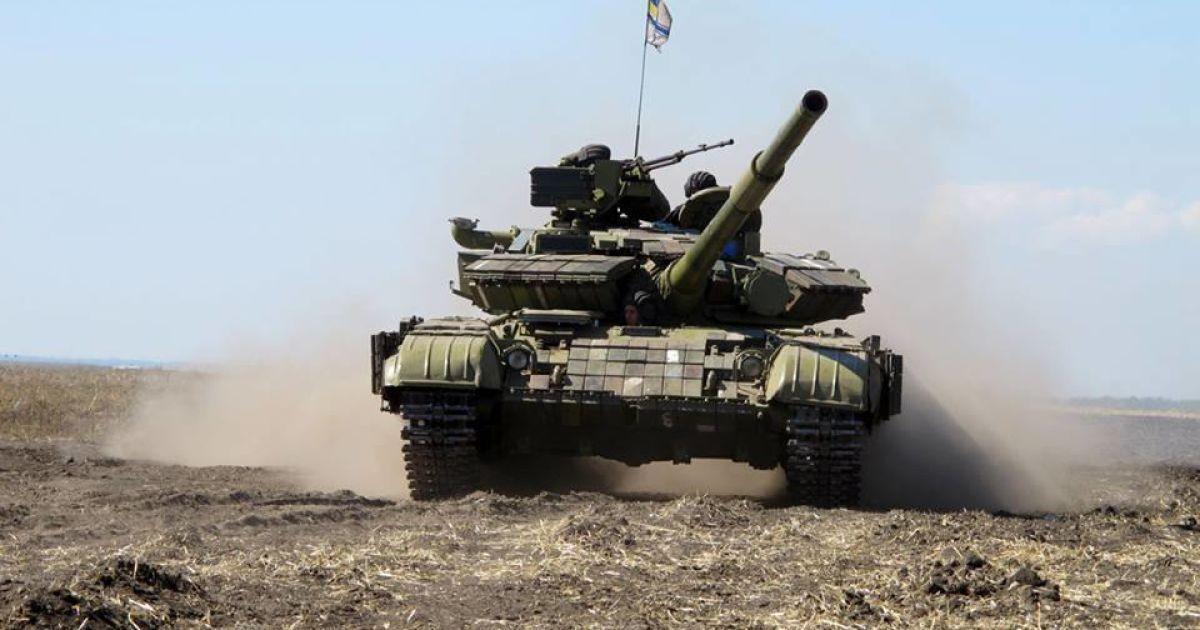 В штабе АТО рассказали, когда начнут физический отвод вооружения на Луганщине