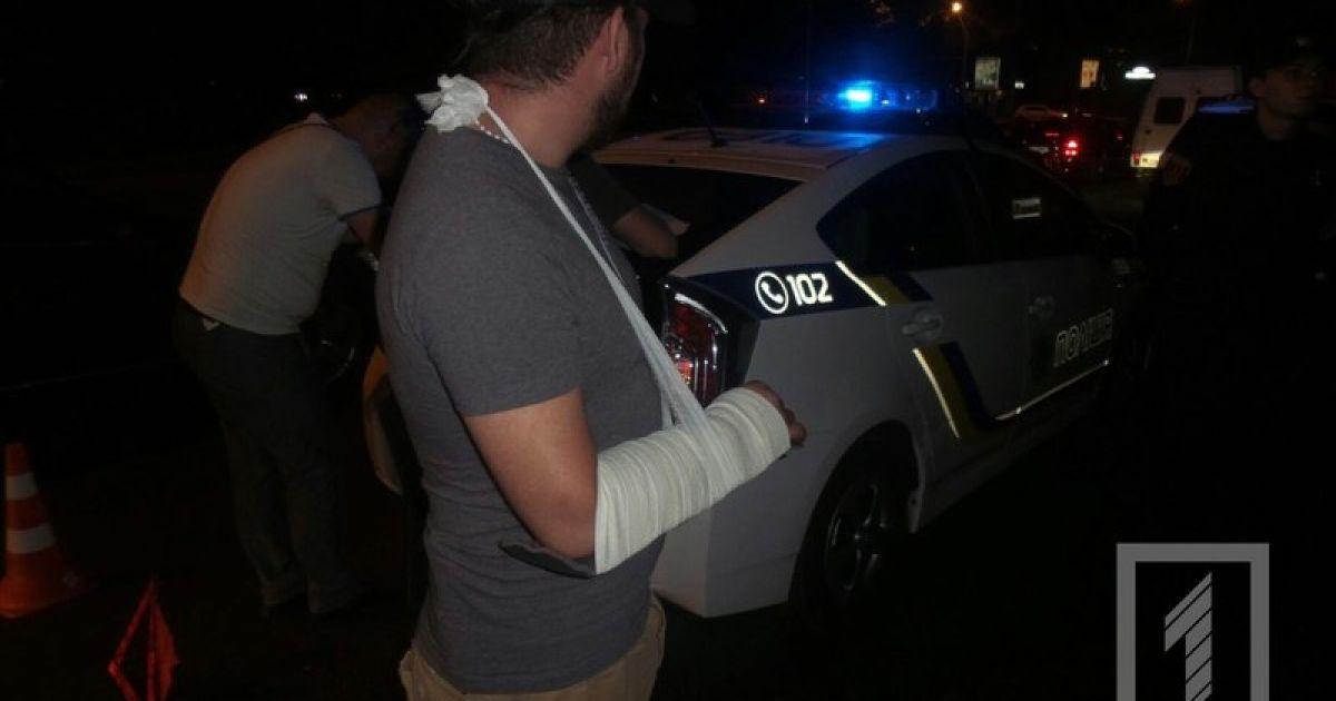 В Одессе за рулем задержали пьяных военных @ Первый городской