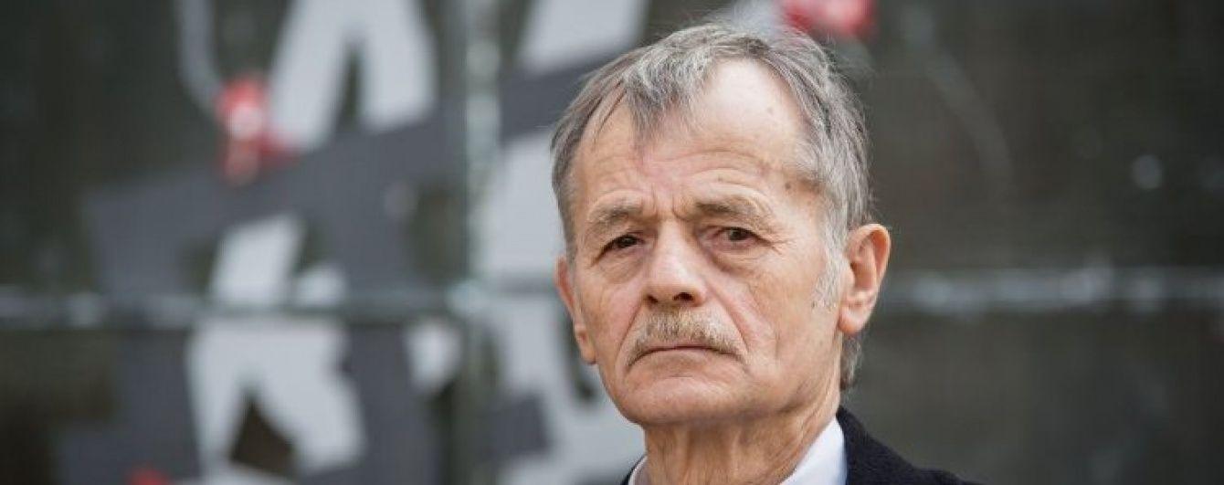 Джемілєв запевнив, що захищатиме інтереси Туреччини, але Україна - в пріоритеті