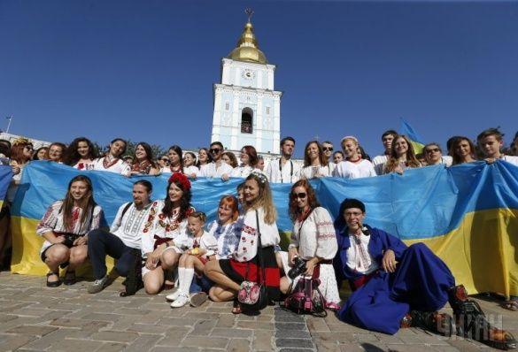 парад вишиванок Київ