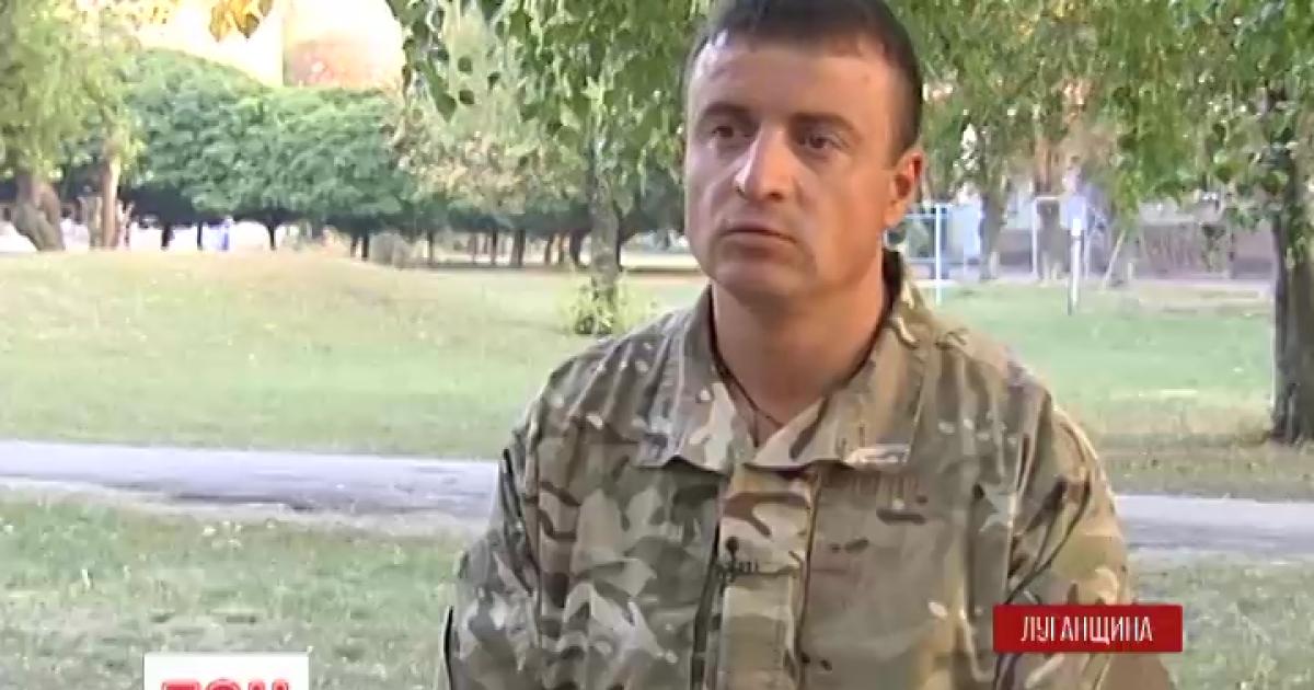Сапер 92-й бригады рассказал, как ему удалось вырваться от боевиков