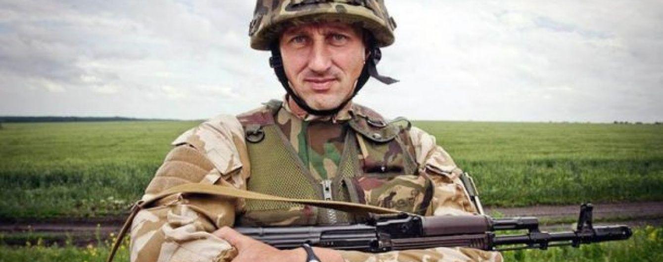 Екс-речник штабу АТО розповів, як брехали українцям про Іловайськ
