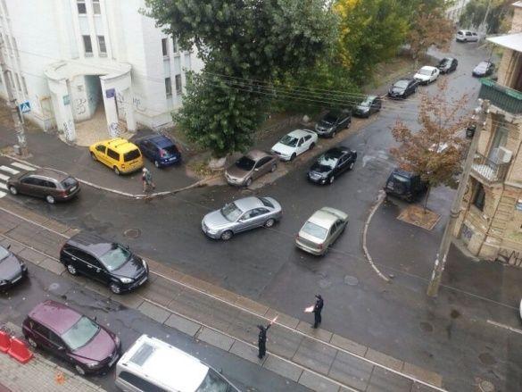 Марафон у Києві, поліція