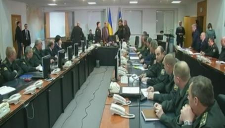 Штаб АТО объявил войну украинским журналистам